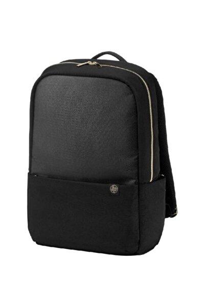 """HP 4qf96aa Duotone 15.6"""" Notebook Sırt Çantası Siyah - Gold"""