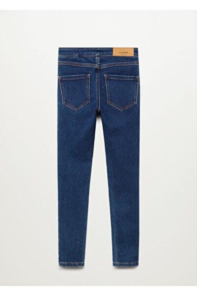 MANGO Kids Süper Skinny Jean Pantolon