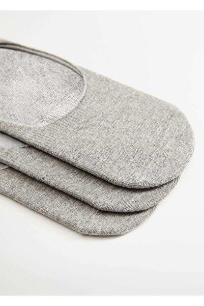 MANGO Man Babet Çorabı Paketi