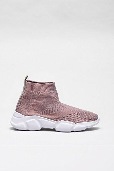 Elle Shoes Kadın LEVANDER Bot & Bootie 20KGMTR1