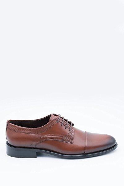 İgs Erkek Taba Deri Klasik Ayakkabı I1910483-2 M 1000