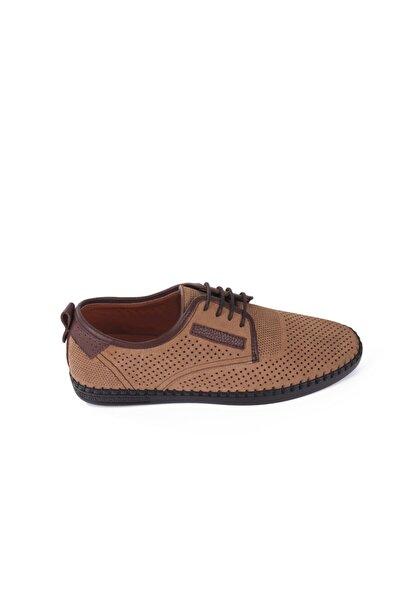 Hobby Cho West Vizon Nubuk Deri Erkek Günlük Ayakkabı 5001