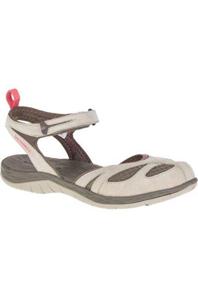 Merrell J37484 Siren Wrap Q2 Aluminum Kadın Sandalet