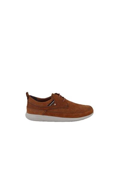 Hobby Taba Nubuk Deri Erkek Günlük Ayakkabı 3809