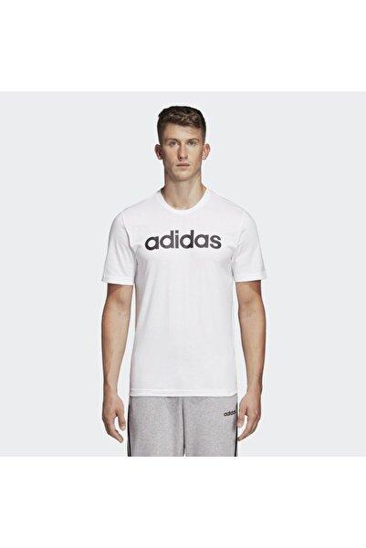 adidas Erkek Günlük T-shirt Dq3056 E Lın Tee