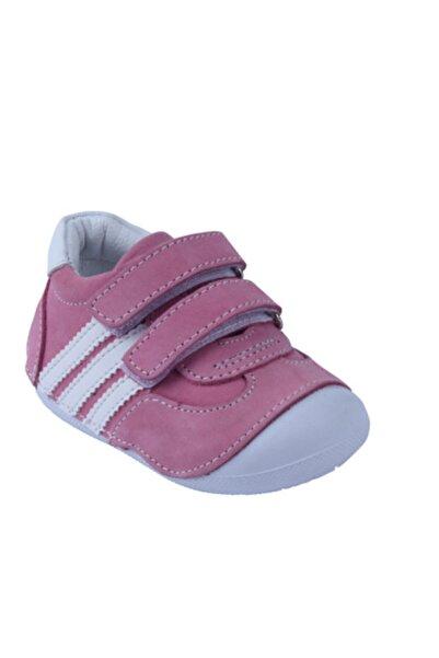 Toddler 02100 Deri Ortopedik Ilk Adım Ayakkabı 19-23