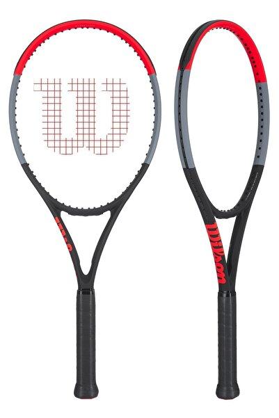 "Wilson Clash 100 Pro Yetişkin Tenis Raketi (27""/grip L2)"