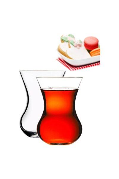 Paşabahçe Nude Beykoz Çay Bardağı 6'lı
