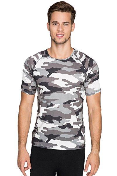 THERMOFORM Erkek Termal T-shirt Gri (Hzt1805-gri)