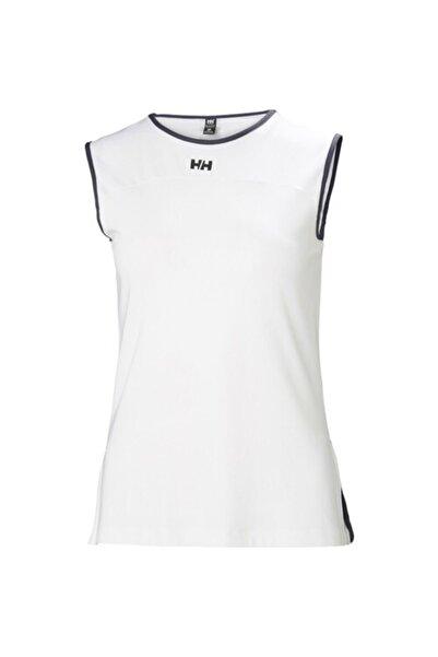 Helly Hansen W Hp Code Zero Top Bayan T-shirt Beyaz