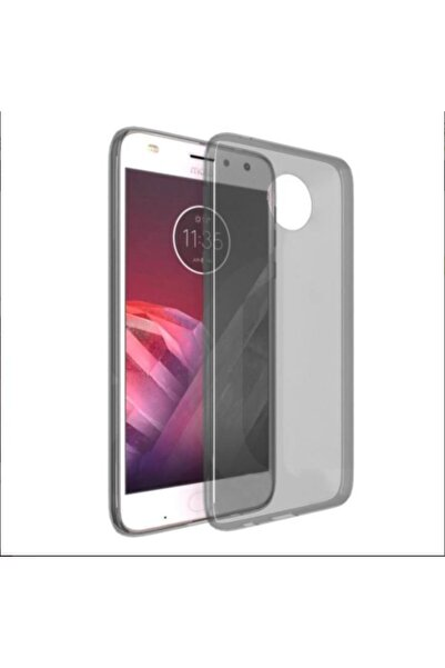 LENOVO Moto Z2 Play Soft Silikon 0,3mm Siyah