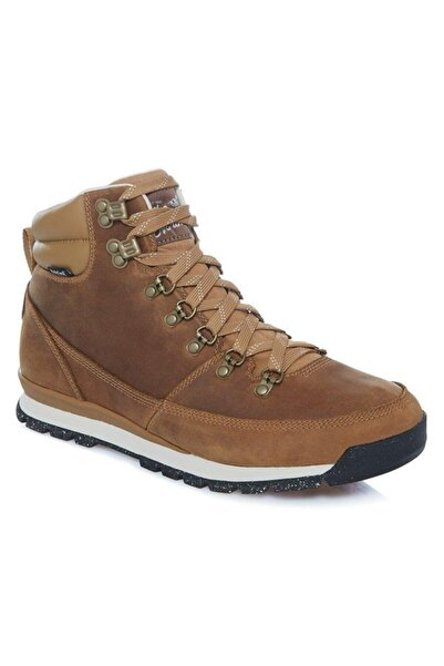 THE NORTH FACE Back To Berkeley Redux Leather Erkek Bot - T0cdl0nsh