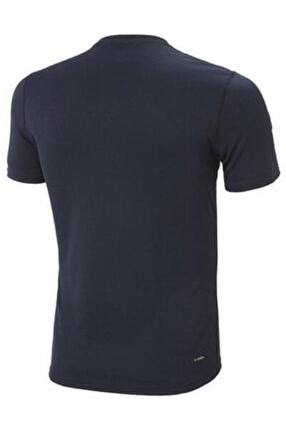 Techt Erkek T-shirt Lacivert