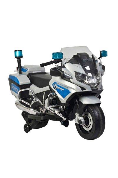 Kraft Bmw Akülü Motorsiklet Gri