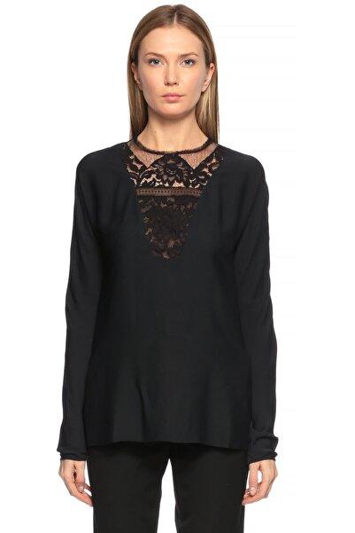 Lanvin Siyah Bluz