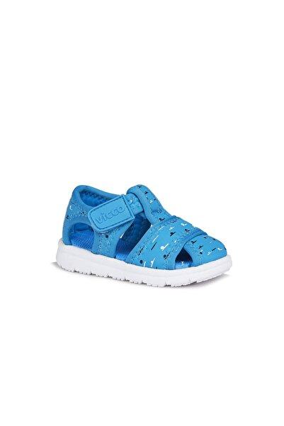 Vicco Bumba Erkek Ilk Adım Mavi Sandalet