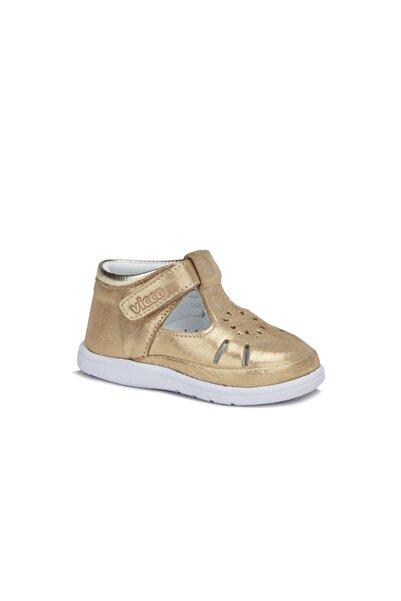 Vicco Cookie Kız Ilk Adım Altın Sandalet