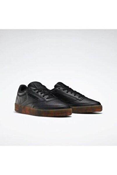 Eh1511 Club C 85 Kadın Günlük Siyah Spor Ayakkabı