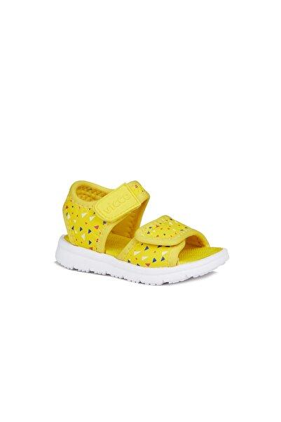 Vicco Limbo Unisex Bebe Sarı Sandalet