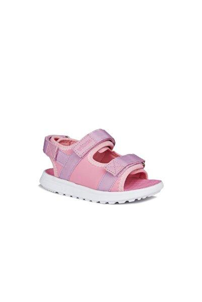 Vicco Bueno Kız Çocuk Pembe Sandalet