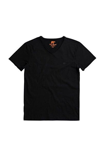 Bad Bear Erkek T-shirt V Yaka