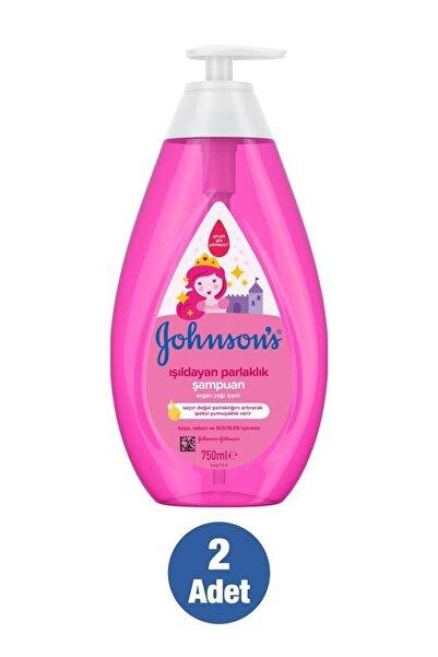 Johnson´s Baby Işıldayan Parlaklık Serisi Şampuan 750 Ml 2 Adet
