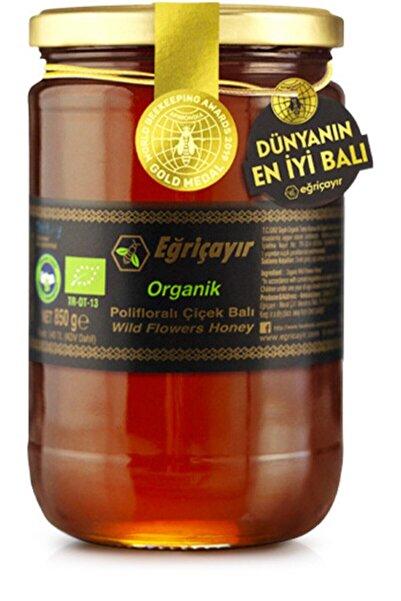 Eğriçayır Organik Polifloralı Bal 850 g