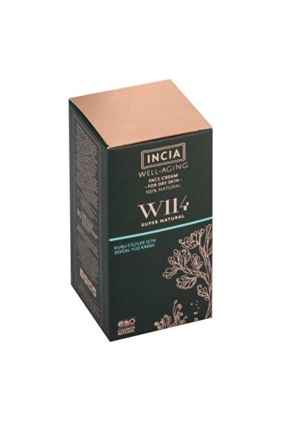 Incia Well Aging Doğal Yüz Kremi Kuru Ciltler 30 ml