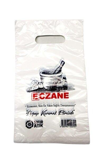 farmakoli Eczane Poşeti Bio Mini Elgeçme 2000 Adet 16x27 cm