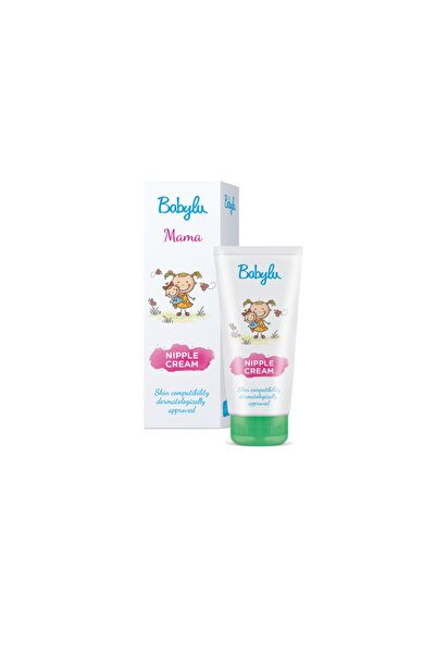 babylu Nipple Cream- Anne Bebek Göğüs Ucu Bakım Kremi 30 ml