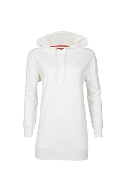 Bad Bear Kadın Sweatshirt Mono Color 20.04.12.009-beyaz
