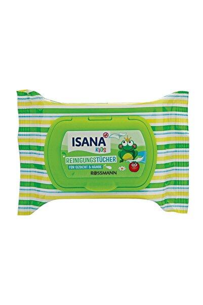 Isana Kids Aloe Veralı Islak Mendil 20'li