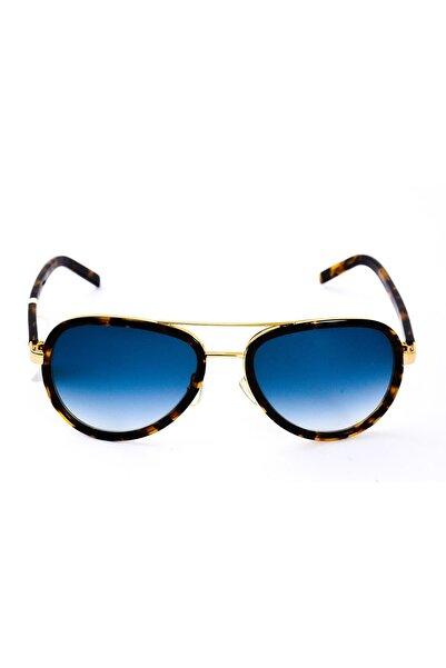Laura Ashley Unisex Mavi La Troy Güneş Gözlüğü 6 55-18