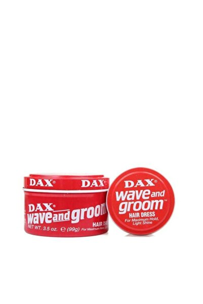 Dax Wave And Groom Saç Şekillendirici Wax 99gr
