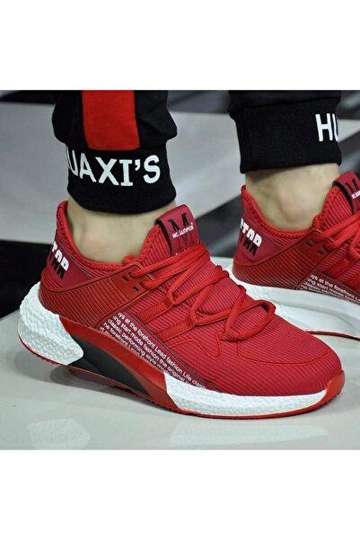 Marco Jamper Erkek  Spor Ayakkabı Kırmızı