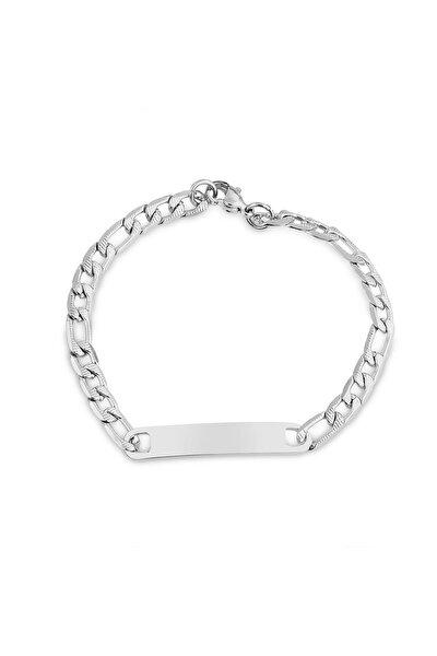 Toms Jewelry Unisex Gümüş Çelik Künye Tmj10800-900-a