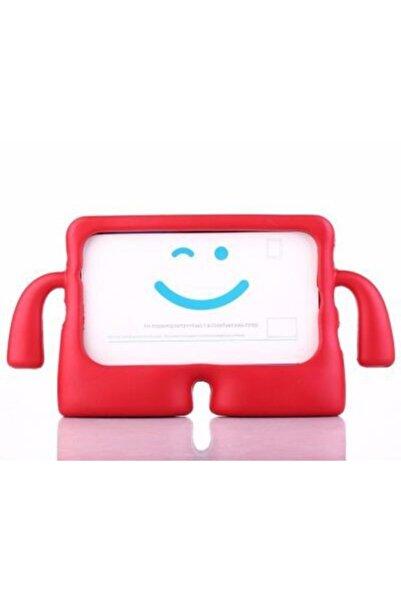 zore Ipad 10.2- 10.5 Uyumlu Kırmızı Standlı Tablet Kılıfı