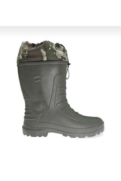 GEZER Termal Çoraplı Avcı-balıkçı Çizmesi %100 Su Geçirmez Waterproof Tarla-bahçe