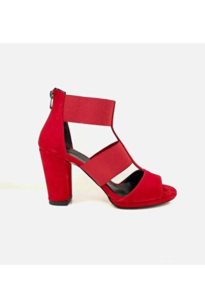 PUNTO Kadın Topuklu Ayakkabı  9cm - 446023