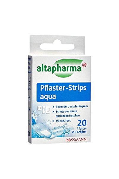 Altapharma Aqua 3 Farklı Boyutta 20 Adet Şerit Yara Bantları