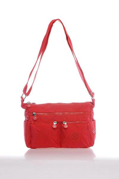 SMART BAGS Smb3065-0019 Kırmızı Kadın Çapraz Çanta