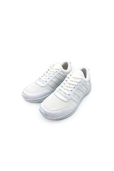 walkie Beyaz Kadın Spor Ayakkabı