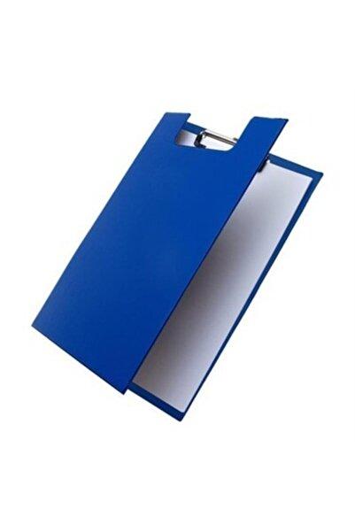 2K Sekreterlık Kapaklı Dosya 333 Mavi-