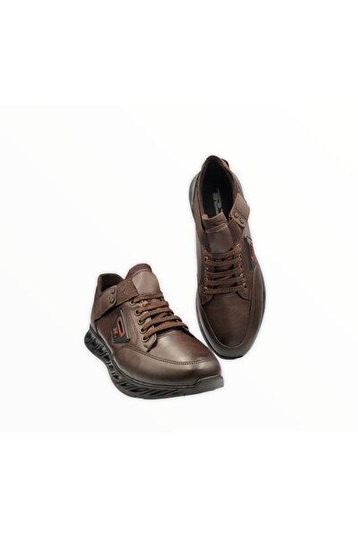 PUNTO Erkek Kahverengi Outdoor Ayakkabı