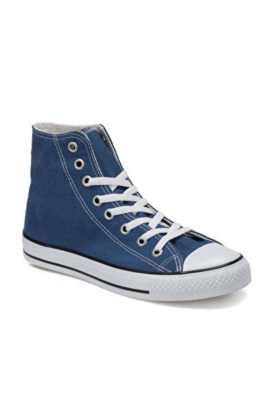 FORESTER Ec-1105 Hı Mavi Erkek Kalın Tabanlı Sneaker