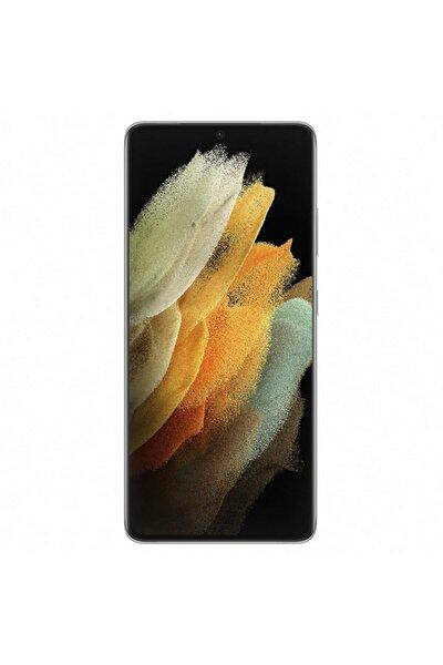 Samsung Galaxy S21 Ultra 256GB Phantom Silver Cep Telefonu (Samsung Türkiye Garantili)