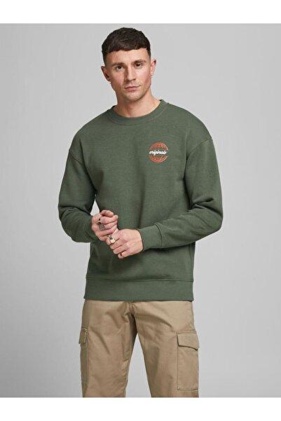 Jack & Jones Jack Jones Erkek Sweatshirt 12192611