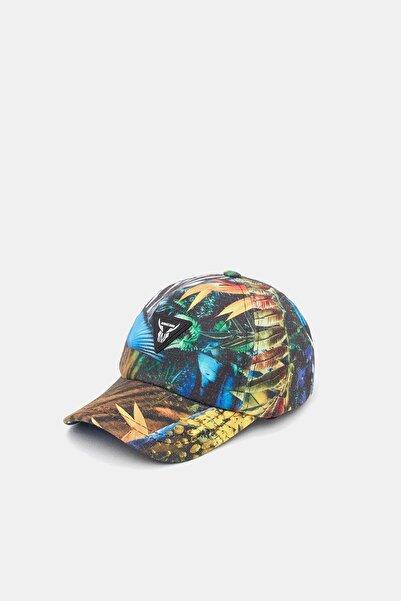 Nebbati Erkek Çocuk Desenli Şapka 20fw0nb3006
