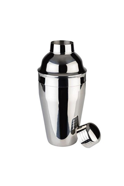 VİZYON Shaker 0,5 Lt Gümüş (parlak)