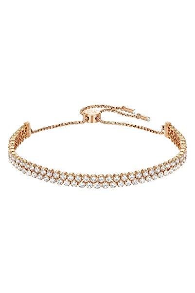 Swarovski Kadın Bilezik Subtle:bracelet Db Czwh/ros M 5224182